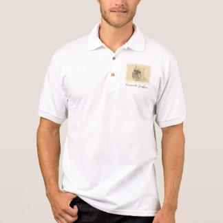 Brussels Griffon Polo Shirt