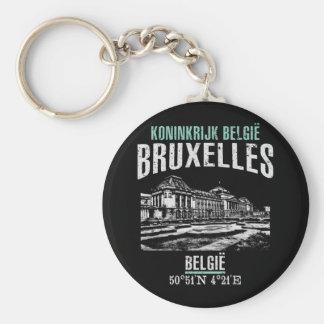 Brussels Key Ring
