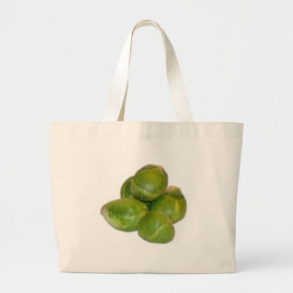 Brussels Sprouts Canvas Bag
