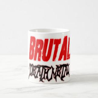 """Brutal Death Metal - """"Mug"""" Coffee Mug"""