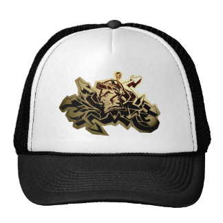 "Brutal Muse ""PH0T0NZ3R0"" Trucker Hat"