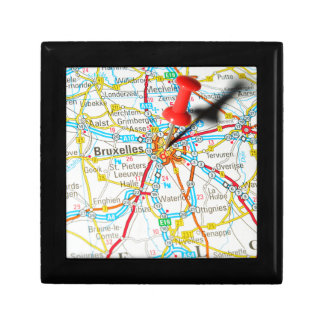 Bruxelles, Brussel, Brussels  in Belgium Gift Box