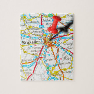 Bruxelles, Brussel, Brussels  in Belgium Jigsaw Puzzle