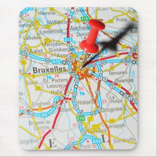 Bruxelles, Brussel, Brussels  in Belgium Mouse Pad