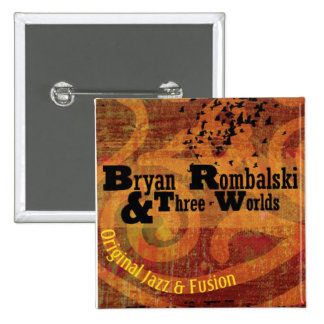 Bryan Rombalski and Three Worlds Square Button