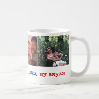 Bryan Wuvs Us Coffee Mug