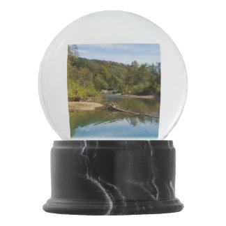 Bryant Creek Autumn Snow Globe