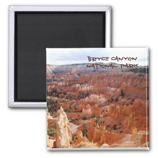 Bryce Canyon Ampitheater Magnet