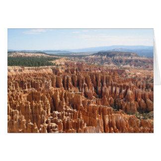 Bryce Canyon Blank Card