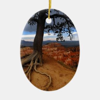 Bryce Canyon Ceramic Ornament