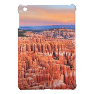 Bryce Canyon Desert Sunset Photo iPad Mini Cover