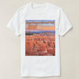 Bryce Canyon Desert Sunset Photo T-Shirt