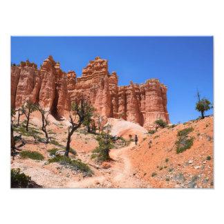 Bryce Canyon, Fairy Tale Loop Photo Print