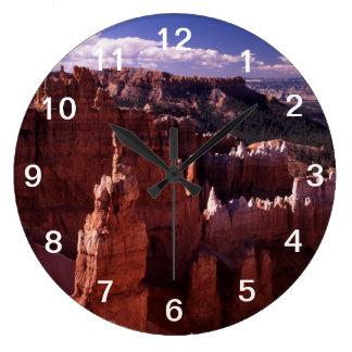 Bryce Canyon Large Clock