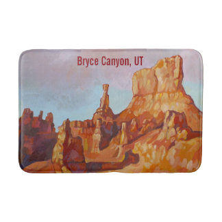 Bryce Canyon National Park Bath Mat
