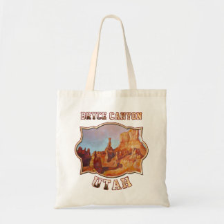 Bryce Canyon National Park Budget Tote Bag