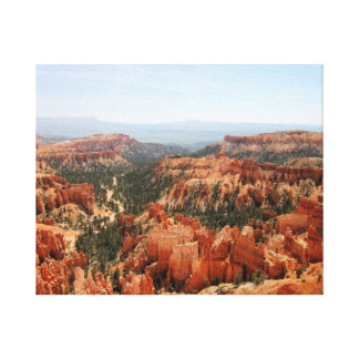 Bryce Canyon National Park Canvas Wall Art