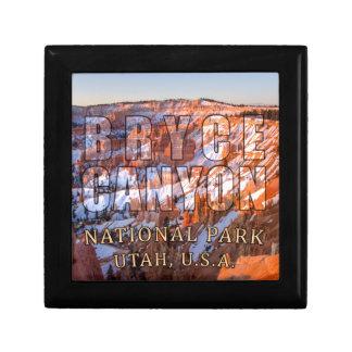 Bryce Canyon National Park Gift Box