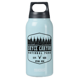 Bryce Canyon National Park Insulated Water Bottle