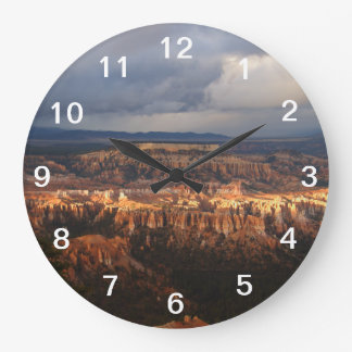 Bryce Canyon National Park Large Clock