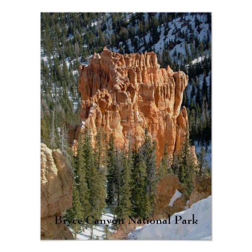 Bryce Canyon National Park Posters