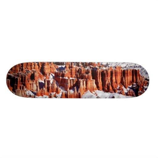 Bryce Canyon National Park Skateboard Deck