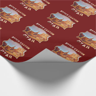 Bryce Canyon National Park Wrapping Paper