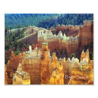 Bryce Canyon Art Photo