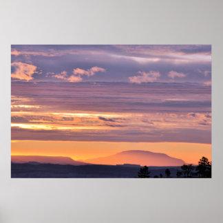 Bryce Canyon Sunrise #1 Poster