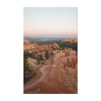 Bryce Canyon Sunrise   Canvas