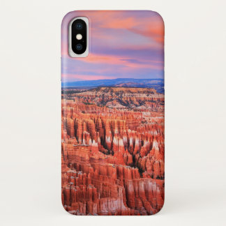 Bryce Canyon Sunset iPhone X Case