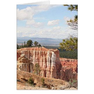 Bryce Canyon, Utah 22 Card