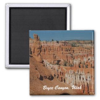 Bryce Canyon, Utah Square Magnet