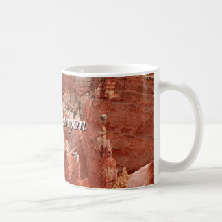 Bryce Canyon, Utah, USA 16 (caption) Coffee Mug