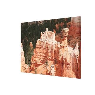 Bryce Canyon, Utah, USA 3 Canvas Print
