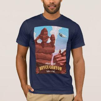 Bryce Canyon Utah vintage travel print T-Shirt