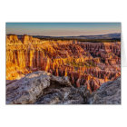 Bryce Point Sunrise Card