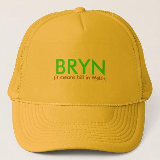 BRYN, (it means hill in Welsh) Cap