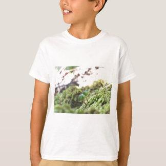 Bryophyta Umbrellas T-Shirt