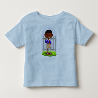 Bryson the Explorer Toddler T-Shirt