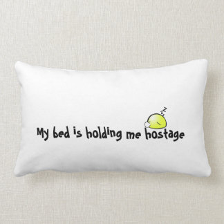 Bryt's Creations - Hostage Situation Throw Pillow Throw Cushion