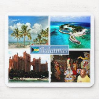 BS Bahamas - Nassau - The Royal Tower - Mouse Pad