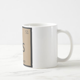 Bs - Beef Stew Chemistry Periodic Table Symbol Coffee Mugs