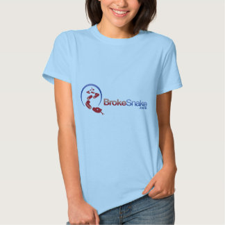 BS logo Ladies Baby Doll (fitted) Shirts