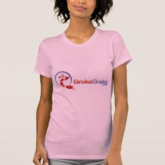 BS logo Ladies Petite T-shirt