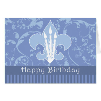 BSA Happy Birthday Card