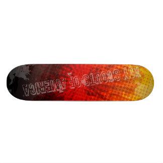 BSA Skateboard