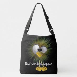 BSad hair days Tote Bag