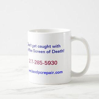BSOD PC Repair Mug
