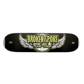 BSRS Carbon Skatedeck v.ps Skateboard Deck